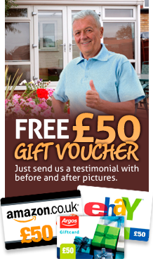 Free £50 Conservatory Discount Voucher