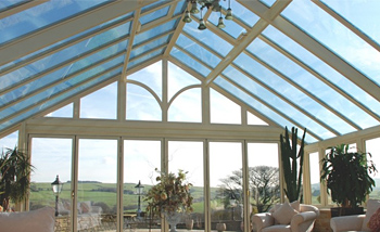 Celsius One Conservatory Roof Glazing