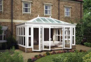 Self build Orangery kits.