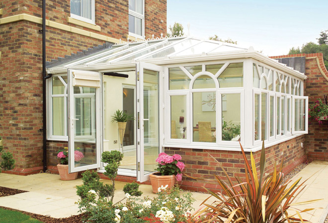 A quality range of self build Edwardian conservatories.