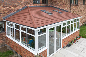 Conservatory Tiled Roof System